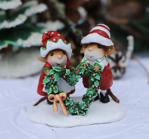 Wee Forest Folk M-653a Holly Honeys NEW (2020)