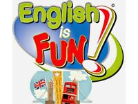 Are you German, Polish or Hungarian? Are you looking for an excellent English teacher?
