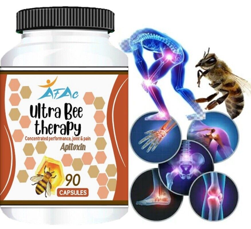 Bee Therapy Venom Extract anti-inflammatory Miracle Arthritis Pain Cure abee med