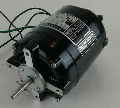 Bodine Nse-13 18000rpm Motor 14 Hp 115v 3.0a