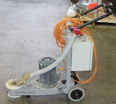 Lavina 7 N Pro Concrete Grinder Polisher3hp Electric