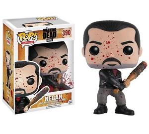 The Walking Dead Negan Bloody Exclusive POP! Vinyl Figure