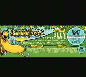 Banana Field Music Festival Port Macquarie Port Macquarie City Preview