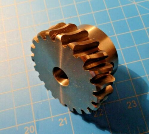 "Boston Gear JC Worm gear, 1.87"" pitch dia, 20 tooth, .5 Bore, .63 Face, RH"