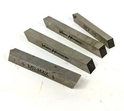 T15 Premium Cobalt Steel Morse Cutting Tools 28104 Square Tool Bit 3//8 Size