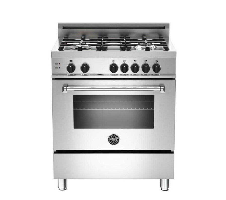 Bertazzoni Master Series  MAS304GASXE 30 Inch Pro-Style Gas