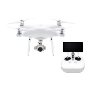 DJI Phantom 4 PRO+ Plus V2.0 and 3 batteries with signal booster