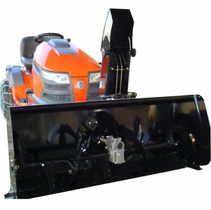 TRACTOR / SNOWBLOWER PACKAGE