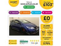 Honda Civic Type R GT FROM £103 PER WEEK!