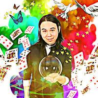 Animation magicien pour fêtes d'enfants FRANÇAIS/ENGLISH