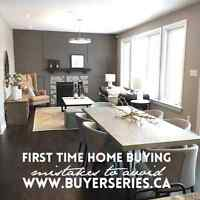 First Time Home Buyer Information Session
