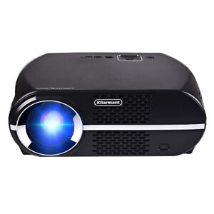 HD Home Projector, 1080p support, 1280x800 native, 3200 lumens