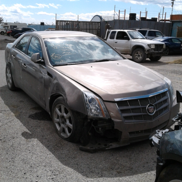 2008 Cadillac CTS FOR PARTS - PHONE CALL ONLY