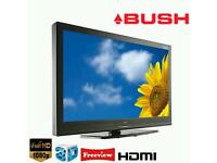 42 INCH FHD AND 3D TV WITH 4 PAIRS OF 3D GLASSES COMES WITH SOUND SYSTEM ALSO