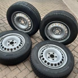 Vw transporter Wheels &tyres