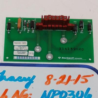 Rockwell Automation Circuit Board X161398r0 1336-oout-sp26a