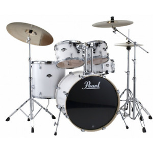 Pearl Export Series 5 Piece Drum Kit w/Hardware & Cymbals