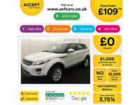 LAND ROVER R/R EVOQUE 2.0 TD4 SE TECH HSE DYNAMIC 4WD LUX FROM £109 PER WEEK!
