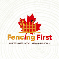 Fence Repairs - Fencing First