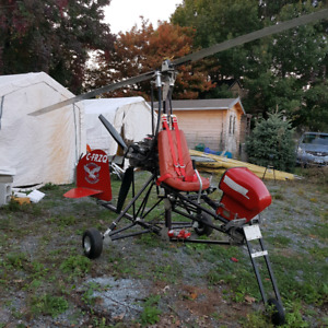 1992 air command elite gyrocopter ultralight airplane aircraft