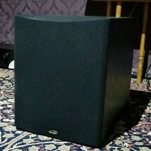 Paradigm Subwoofer 450 Watts 12 inch-like New with Box