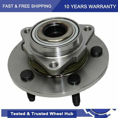 Front Wheel Bearing & Hub  Assembly for 2002-2008 Dodge Ram 1500  No ABS 515072