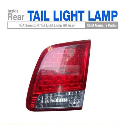 Rear High Mount 3rd Brake Stop Lamp Spoiler For KIA 2010-2014 Sorento OEM Parts