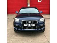 2010 Audi Q7 S Line Facelift CHEAPEST IN UK