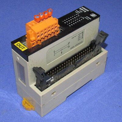 Omron 24vdc 32 Point 0.3apoint Remote Terminal Srt2-od32ml-1