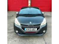 2013 Peugeot 208 1.6 THP GTi 1 OWNER + PAN ROOF + SAT NAV + FREE 1 YEAR MOT