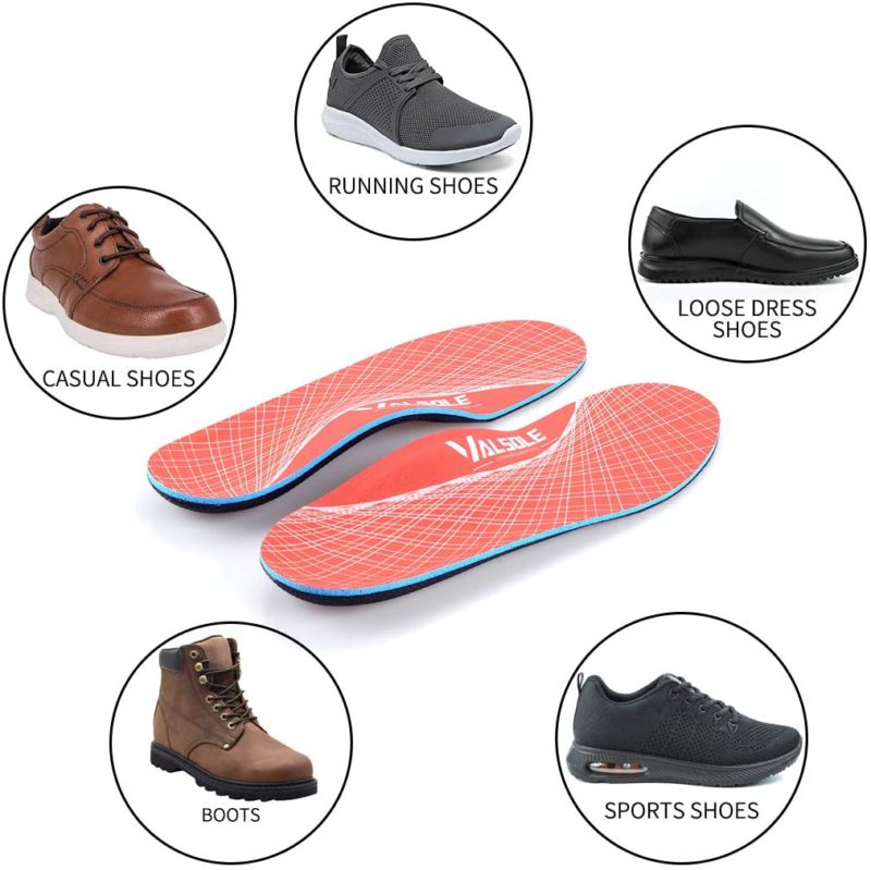 Valsole for Arch Supports Shoe