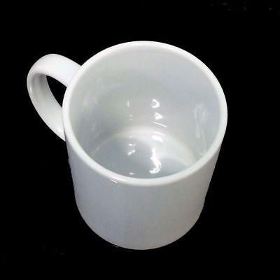 (1,39€/1Stk) Sublimation 36 Stück Kaffee Tassen Becher weiss günstig Weiße Becher