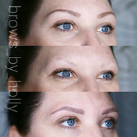 Microblading by a Certified Instructor