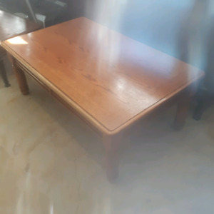 Coffee table w extension