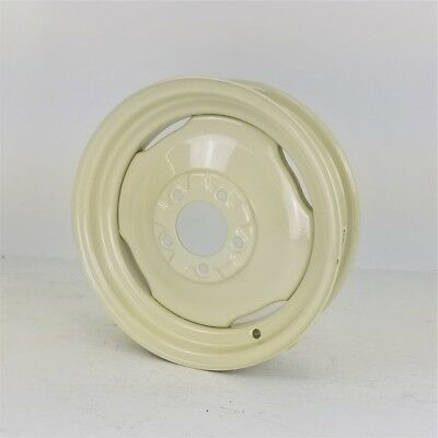 New 4.25 X 16 5 Hole Allis Chalmers Front Tractor Wheel Rim