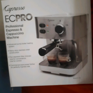 Professional Espresso more than 50% off