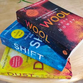 -Complete Silo Trilogy, WOOL, SHIFT, DUST