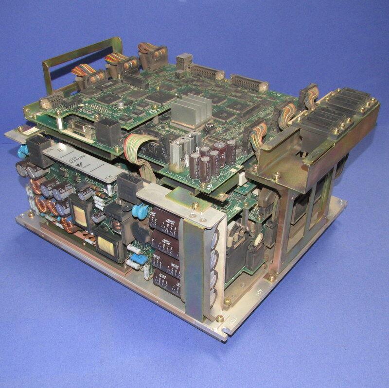 Yaskawa Electric Servo Unit Cacr-up6aac / Jusp-rcp01aad Missing Jasp-wrcf01
