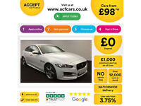 Jaguar XE FROM £98 PER WEEK!