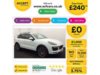 Porsche Cayenne FROM £235 PER WEEK!