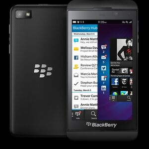 *Store sales*Unlocked Blackberry Z10 Wind Compatible