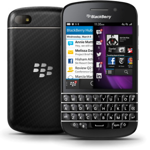 blackberry Q10 unlocked excellent condition