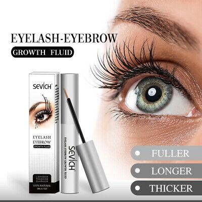 Luxury Eyelash Growth Serum 3ml Best Natural Eyebow Serum 100% (Best Natural Lash Growth Serum)