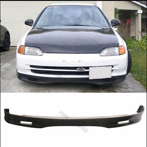 Honda Civic Bumper Lip Spoiler Kit Brand New