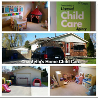 CHANTELLE'S HOME CHILD CARE