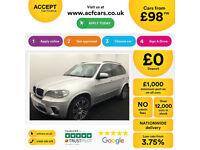 BMW X5 M Sport FROM £98 PER WEEK!