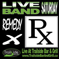 Live Bands - Trailside Ridgeway presents Remedy X