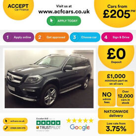 Mercedes-Benz GL350 AMG FROM £205 PER WEEK!