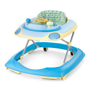 Chicco Baby Activity Center Blue like new