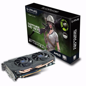 Awesome Gaming GPU - Sapphire HD 7870 Ghz Edition